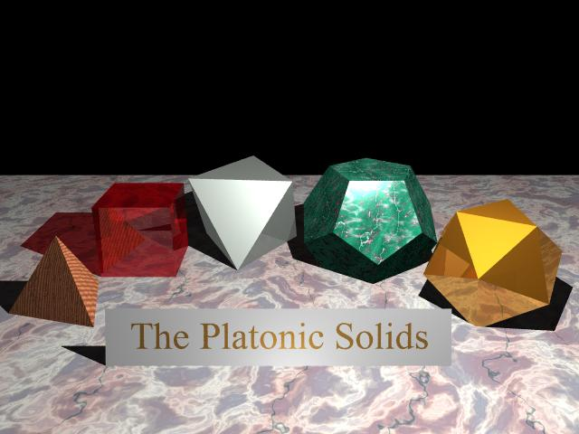 Platonic Solids In Nature [Lesson plan on how to...
